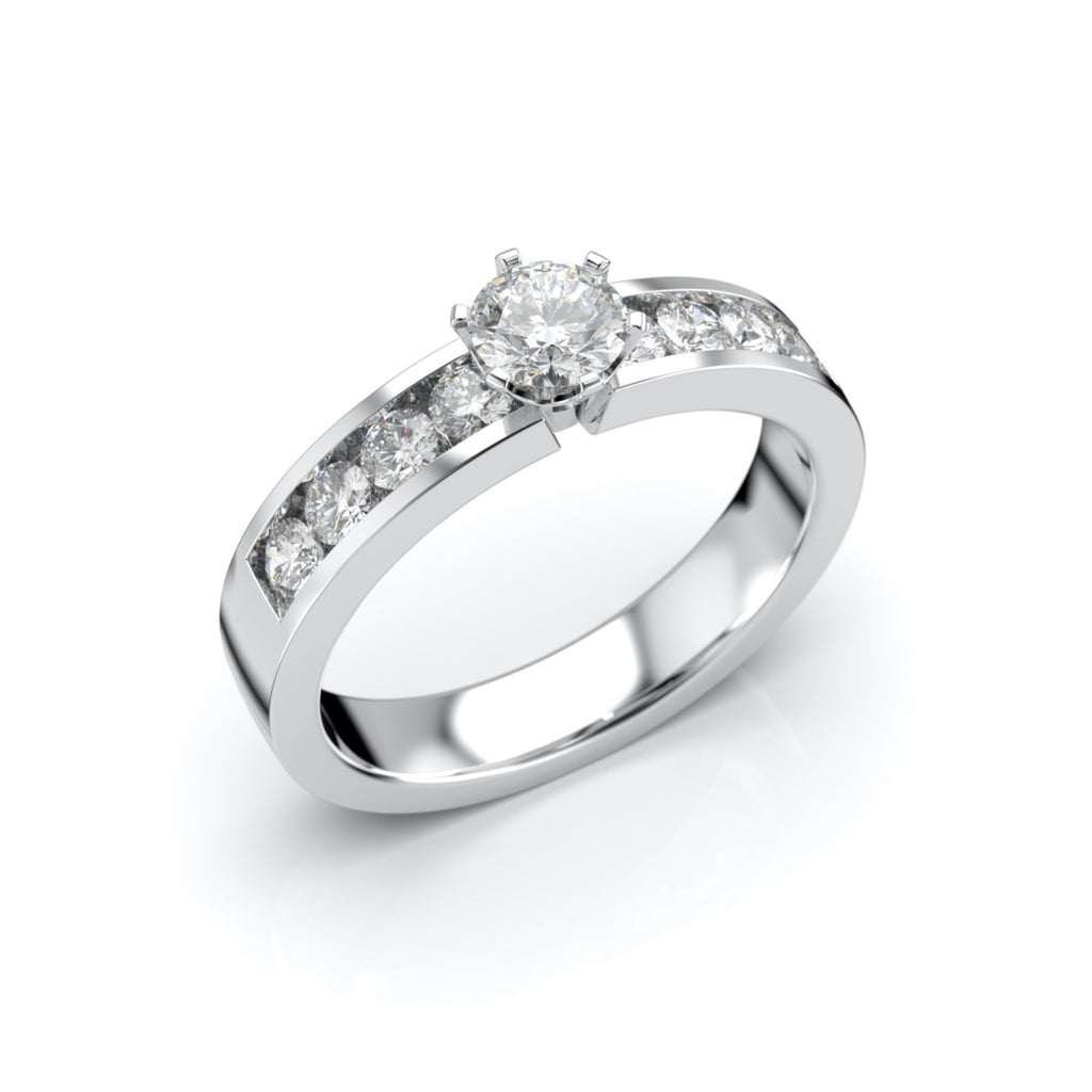 Venice Solitaire 0.70 ct