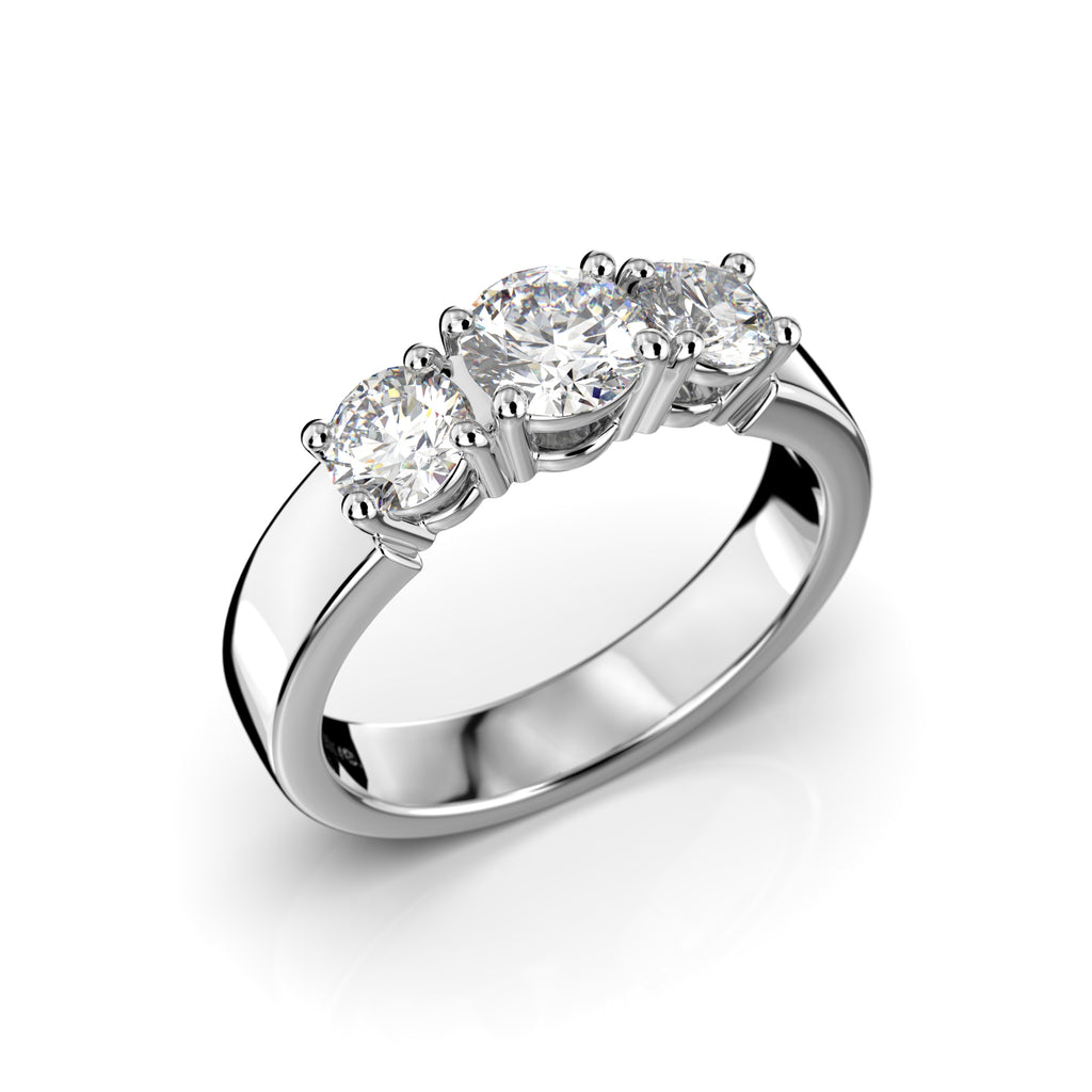 Trilogy Trend 1,00 ct