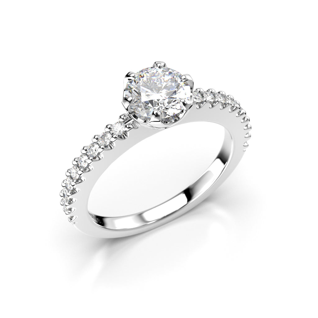 Juliette 0,88 ct