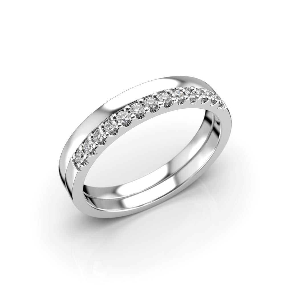 Juliette Double 0,13 ct