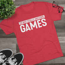 Load image into Gallery viewer, SWTA Games Men's Tri-Blend Crew Tee