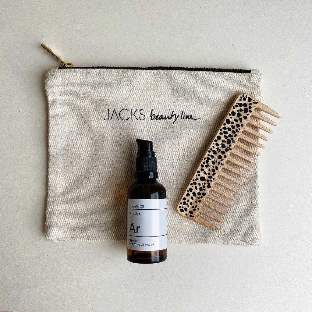Hair Essential Kit - JACKS beauty line