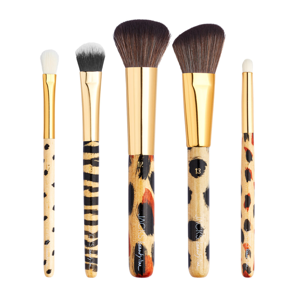 Animal Print Edition Set X PATTERN STUDIO - JACKS beauty line