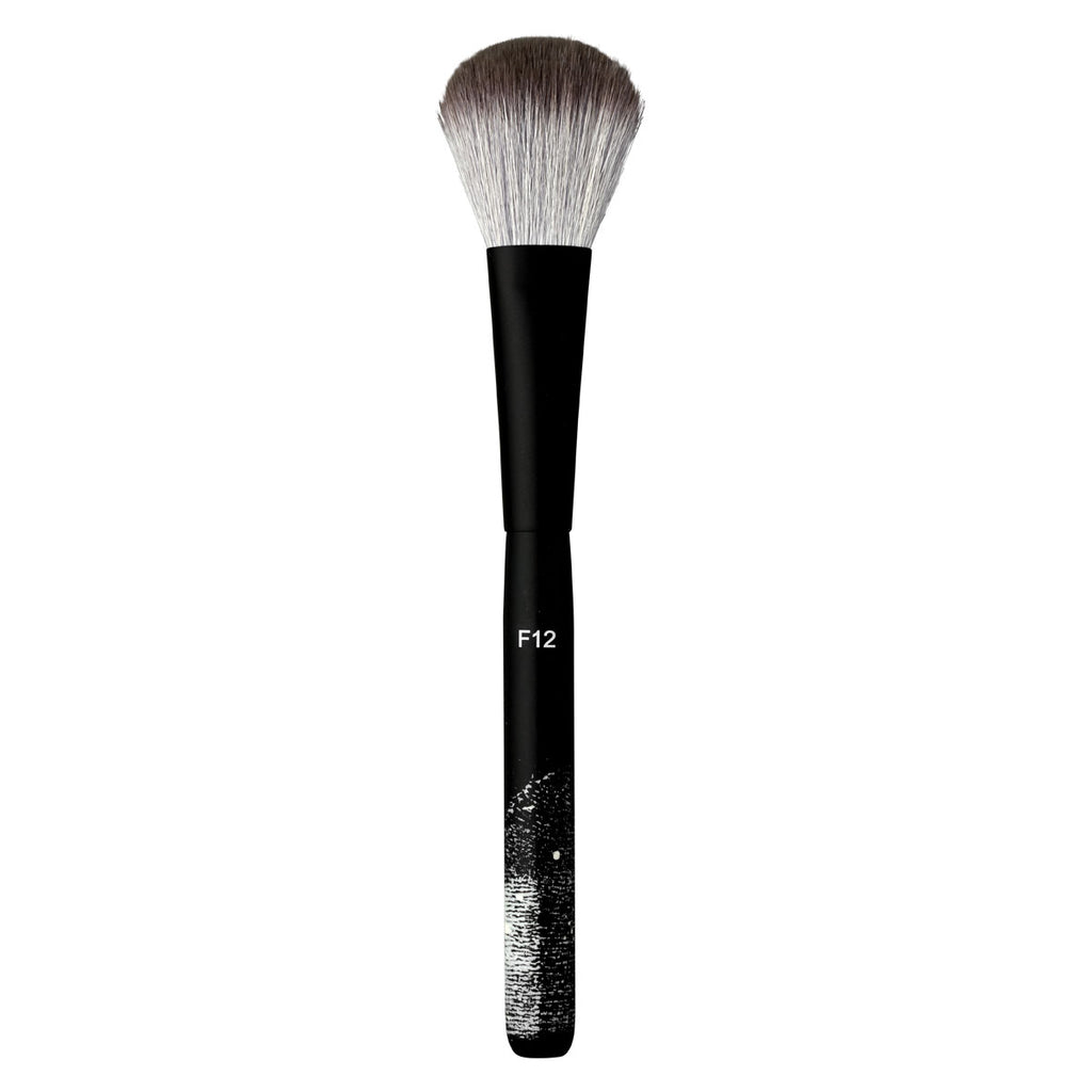 Pinsel #F12 Puder- & Bronzer-Pinsel - JACKS beauty GmbH