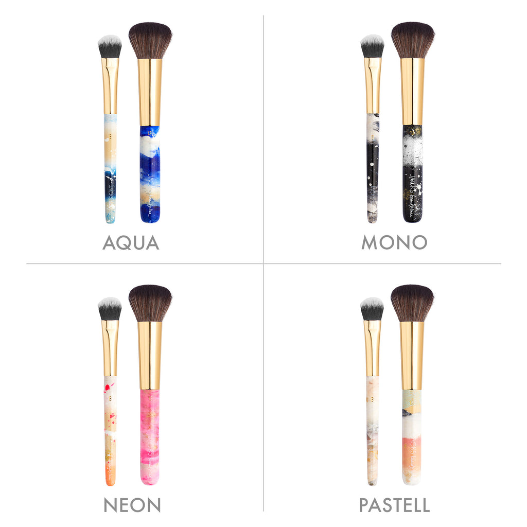 Make-up & Concealer Pinselset - JACKS beauty GmbH