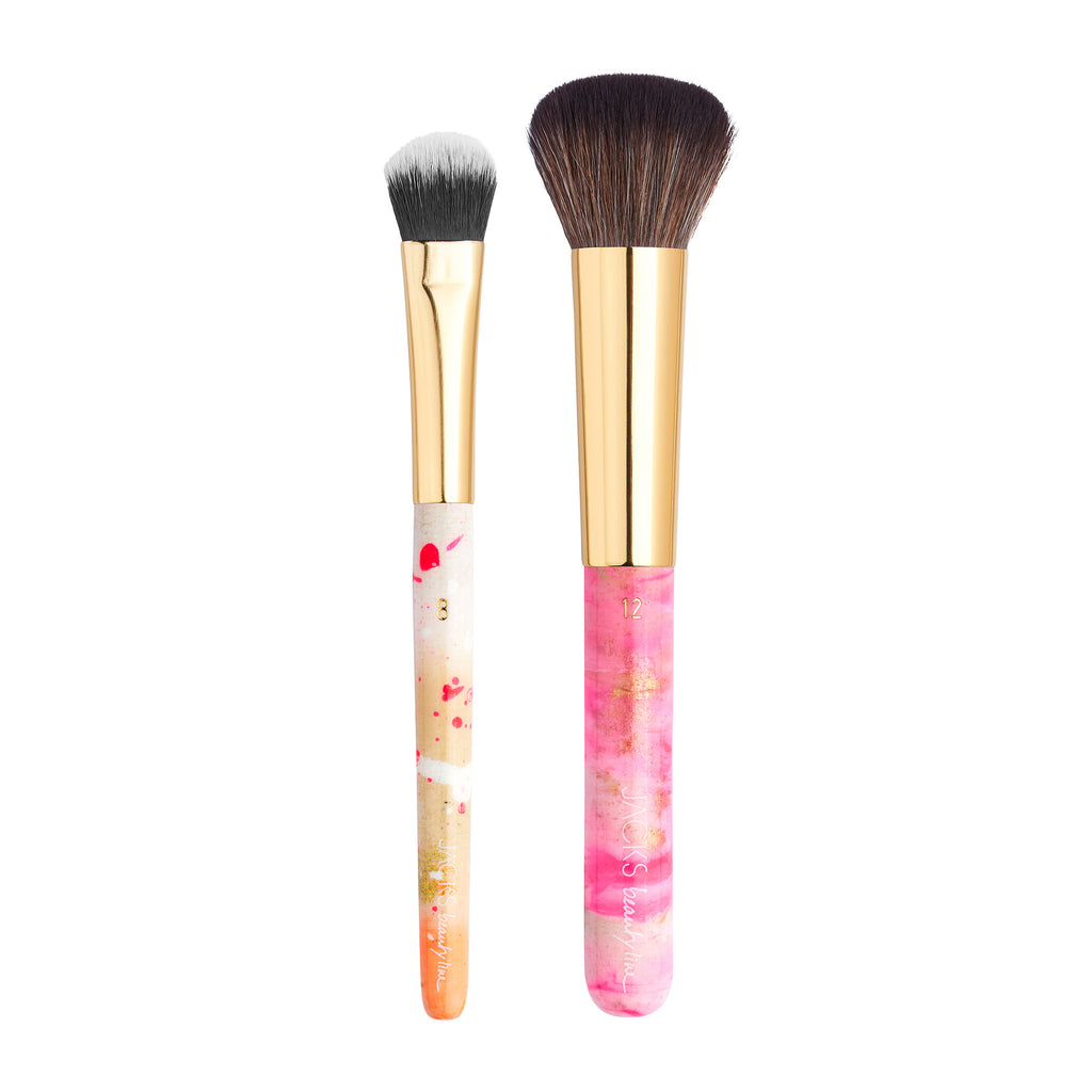 Make-up & Concealer Pinselset - JACKS beauty line