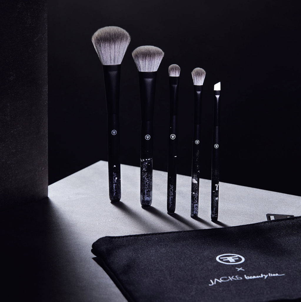Black Edition – Basic Pinselset - JACKS beauty GmbH