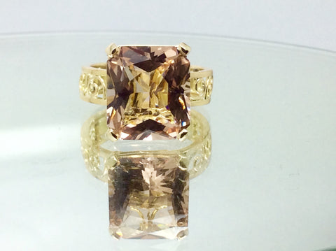 Morganite Delight