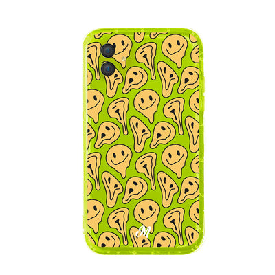 HAPPY NEON CASE - Mandala Cases sas