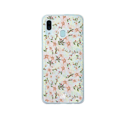 Estuches para Samsung A20 / A30 - Flower Case  - Mandala Cases
