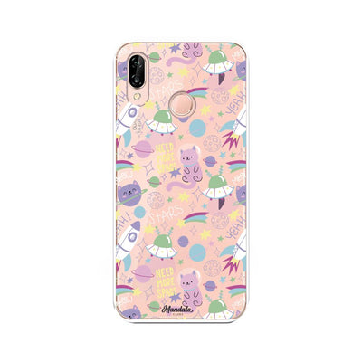 Cats Space Case - Mandala Cases sas