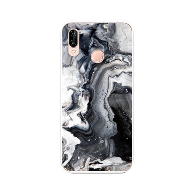 Black Marble Case - Mandala Cases sas