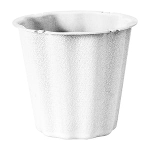 "160-24-22  7 1/2"" White Versatile Container (Each)"