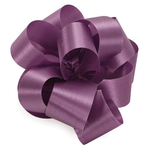 Satin Acetate Ribbon - Multiple colors/Widths