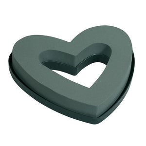 "3095  9"" Small Open Mini Heart (Pack of 2)"