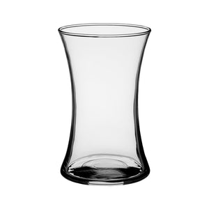 "4110-09-09  8"" Small Gathering Vase (Case of 9)"