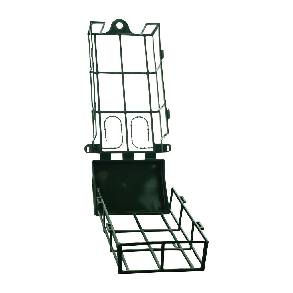 615-24-07 AquaFoam Snap Cage-Closed Base 24/Cs