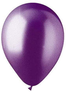 "12"" Latex Balloons 100 ct./Bag - Multiple Colors"