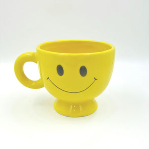 "T15715  4.75"" Smiley Face Mug"