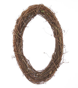 Grapevine Crosses, Wreaths and Ovals - Multiple of Sizes