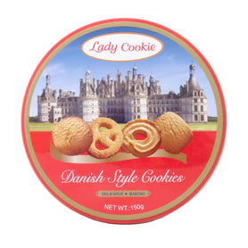 Galleta Lady Cookie RED-150