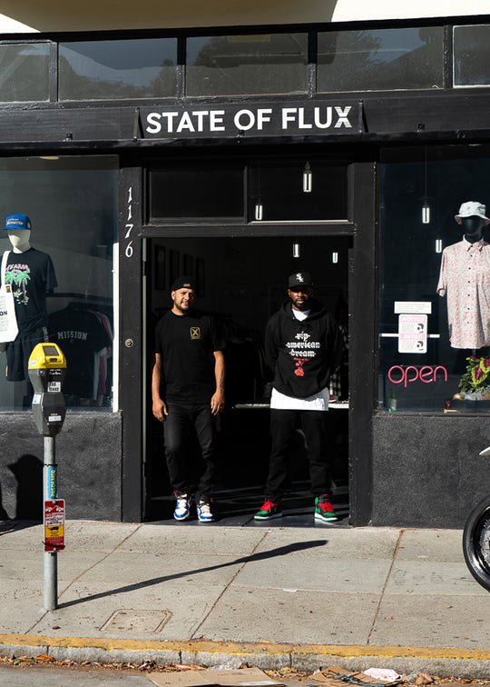 State Of Flux Shop Update: Holiday Season!