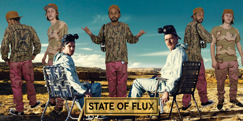 State Of Flux - Shop - Men's clothing - Store - A Bad Break - Capsule - Collection - San Francisco - Mission District - 5