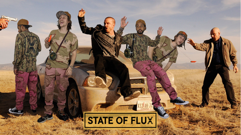 State Of Flux - Shop - Men's clothing - Store - A Bad Break - Capsule - Collection - San Francisco - Mission District - 3