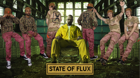State Of Flux - Shop - Men's clothing - Store - A Bad Break - Capsule - Collection - San Francisco - Mission District - 1