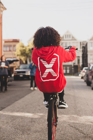 State Of Flux - Logo - Story Behind the logo - Logo Hoodie - San Francisco - Streetwear - Boutique - 2
