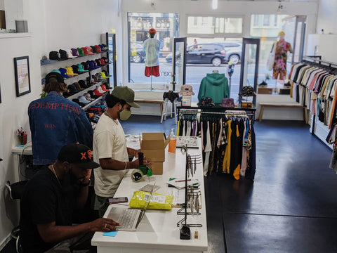 State Of Flux - Shop - men's clothing - streetwear - online shopping - support - small business - san francisco - mission district - 1