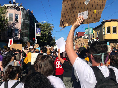 State Of Flux - Shop - San Francisco - Protest - Black Lives Matter - No Justice No Peace - Activism - 2