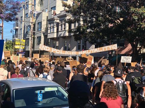 State Of Flux - Shop - San Francisco - Protest - Black Lives Matter - No Justice No Peace - Activism - 3