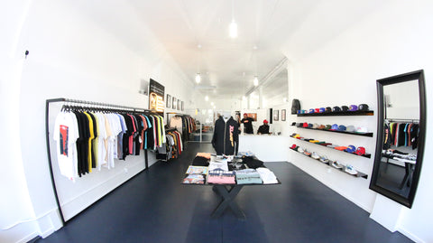 State Of Flux Shop - Men's Boutique - Streetwear - Mission District - San Francisco - COVID-19 - Closure - Coronavirus - Shelter in place - 1