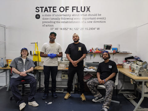 State Of Flux Shop - Men's Clothing - Store - Boutique - Streetwear - Fashion Workshop - San Francisco - Mission District - 1