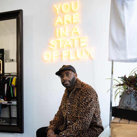 State Of Flux - Shop - Men's Clothing - Boutique - Johnny T. - Christmas - Movies - Gremlins - Mission District - San Francisco - 1