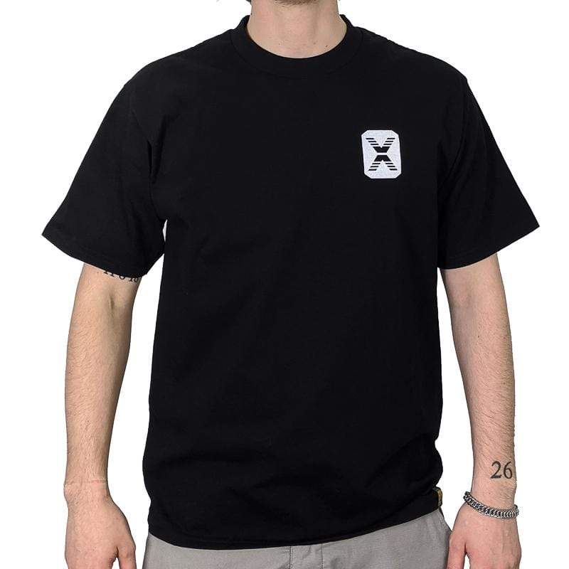 Streets Change Tee in black