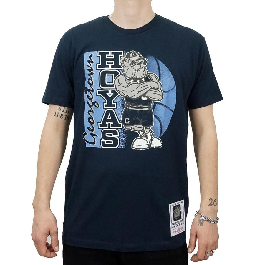 Big Dawg Georgetown Tee in navy