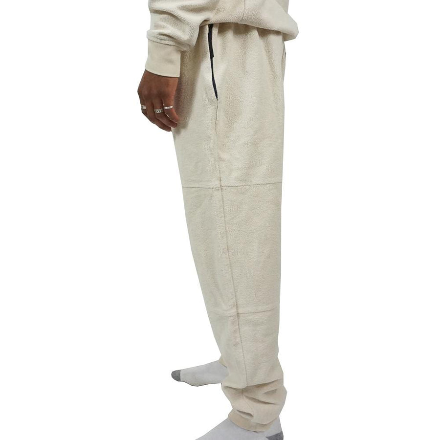 Douglass Sweat Pants in ivory