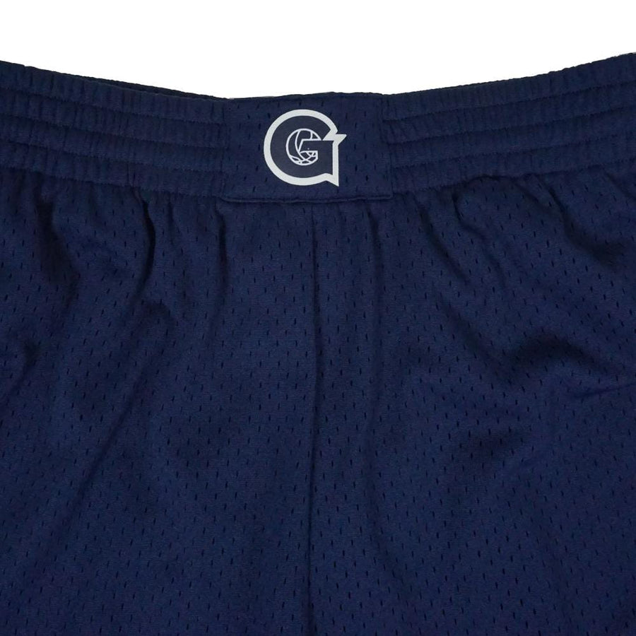 Georgetown University Swingman Shorts in navy