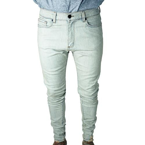 Tailored 1895 Denim Pants in light blue wash