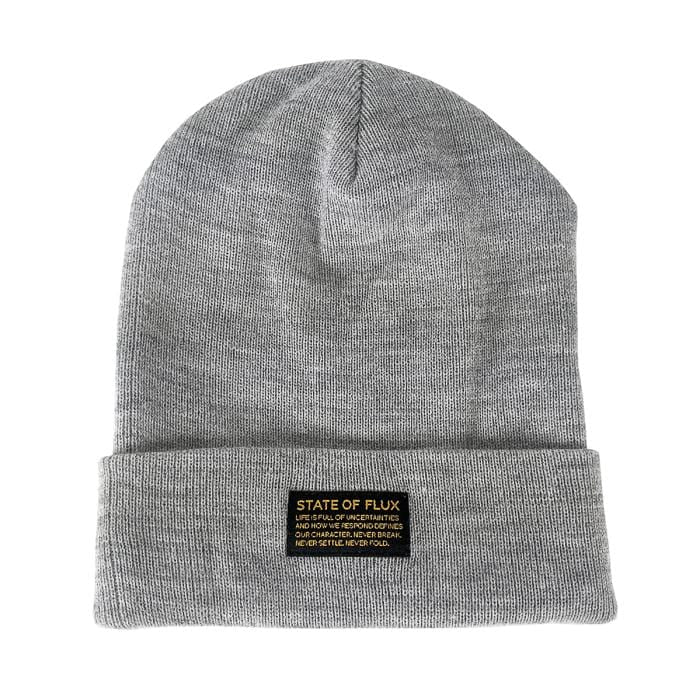 Mantra Beanie in grey