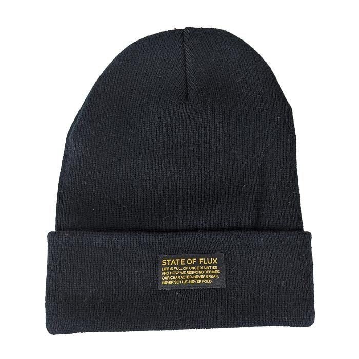 Mantra Beanie in black