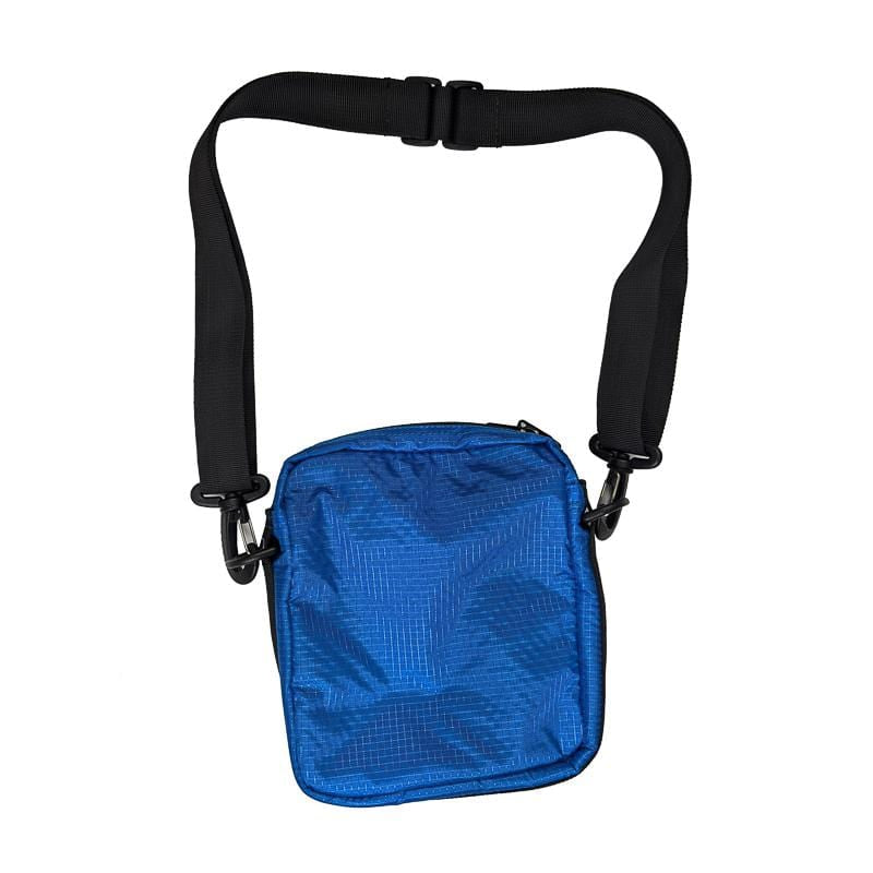 Ripstop Shoulder Bag in blue