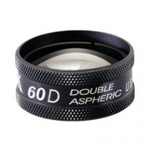 Volk 60D Small Aspheric Lens, Clear