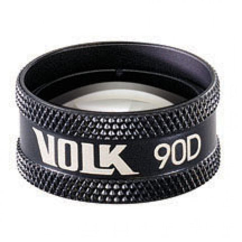 Volk 90D Small Aspheric Lens, Clear