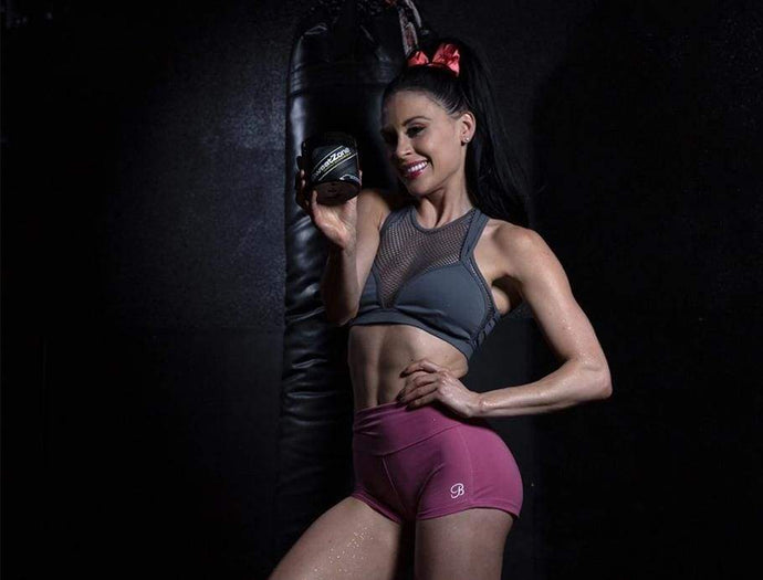 SweatZone Teams Up with 3x Ms. Bikini Olympia Ashley Kaltwasser