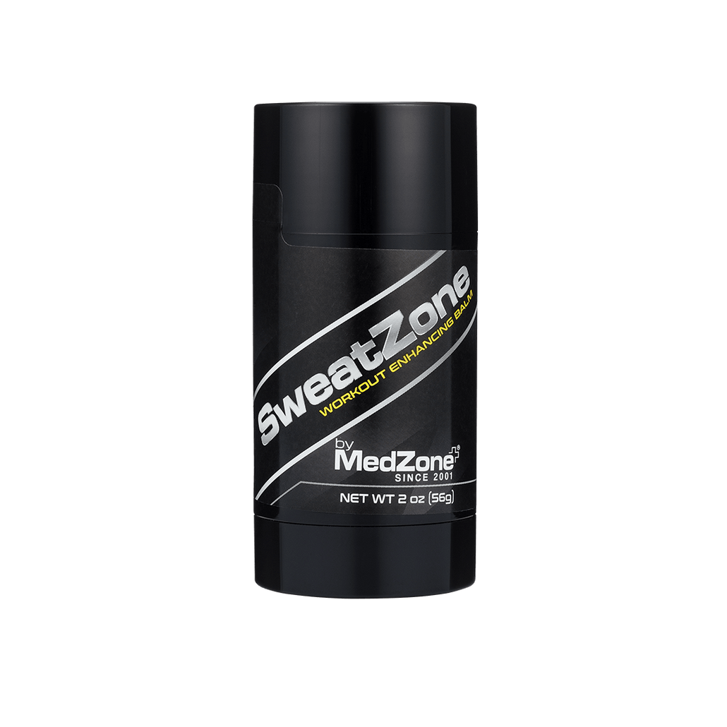 Workout Enhancing Balm by SweatZone - 2 oz Stick