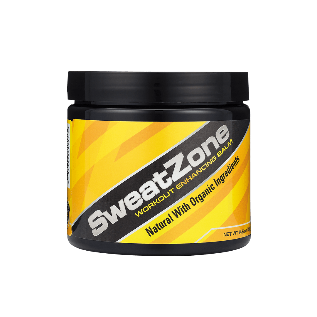 All Natural Workout Enhancing Balm - 14.5 Oz Tub goSweatZone