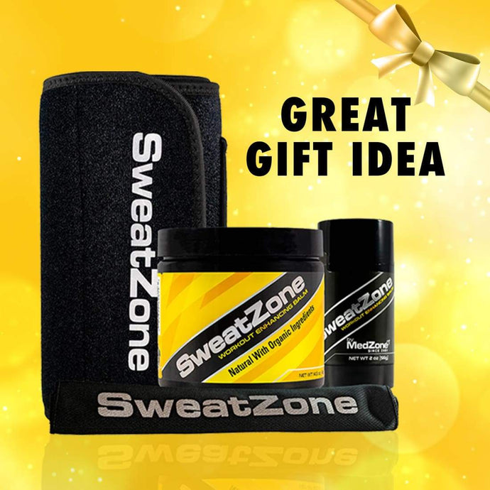 Ultimate Workout Bundle by SweatZone - Great for Cross Fit, Body Building or Gym Workouts SweatZone